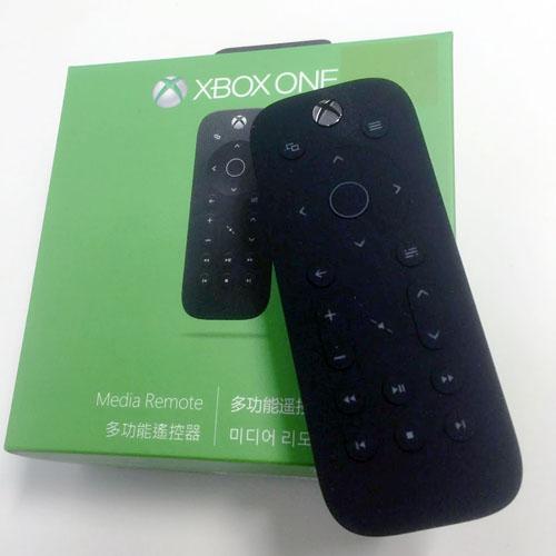 Xbox One メディアリモコン